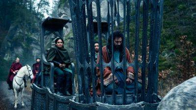 Amazon Prime Video onthult de trailer van veelbelovende fantasieserie 'The Wheel of Time'
