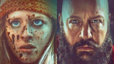 Kevin James als neonazi op nieuwe poster van thriller 'Becky'