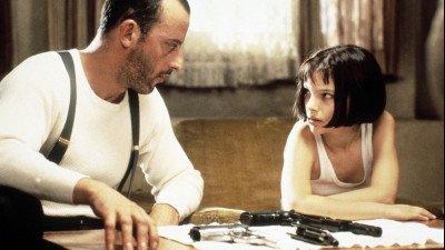 Vanavond op tv: 'Léon' met Natalie Portman