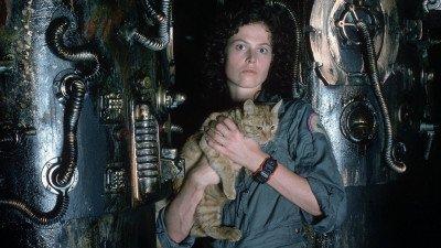 Of er een 'Alien 5' komt hangt volledig af van Sigourney Weaver