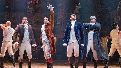 Trailer van 'Hamilton' onthuld door Disney