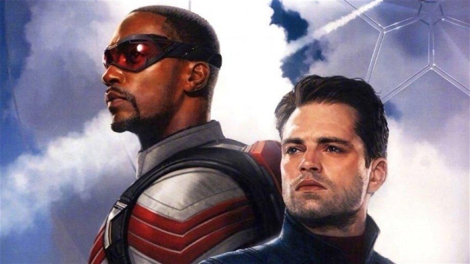 'Falcon and the Winter Soldier' is volgens Anthony Mackie eigenlijk een zes uur lange Marvelfilm