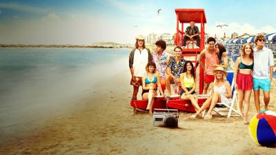 Lekker naar het strand met 'Sotto il sole di Riccione', vanaf vandaag op Netflix