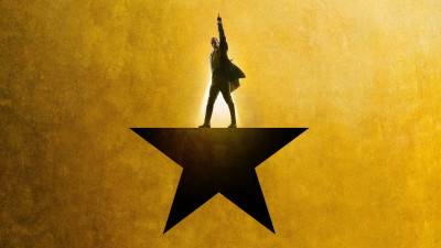 Broadway musical 'Hamilton' vanaf vandaag te zien op Disney+
