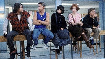 Vanavond op tv zónder reclame: klassieker 'The Breakfast Club' van John Hughes