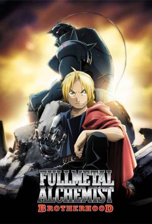 Fullmetal Alchemist: Brotherhood (2009–2010)
