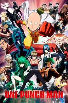 One-Punch Man (2015–2019)