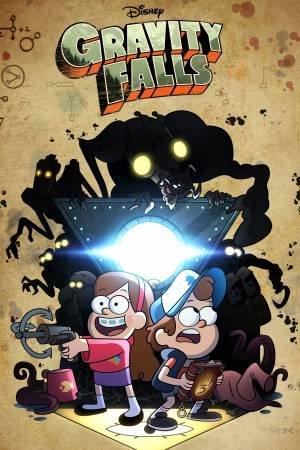 Gravity Falls (2012–2016)
