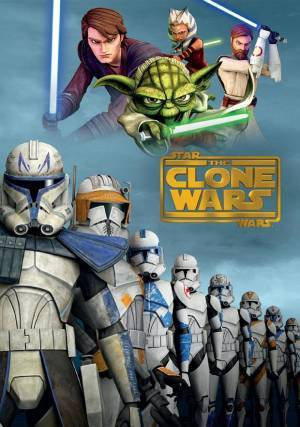 Star Wars: The Clone Wars (2008– )