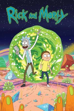 Rick and Morty (2013– )