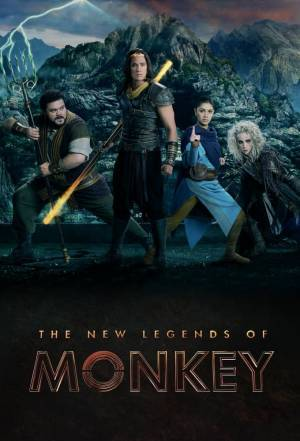 The New Legends of Monkey (2018– )
