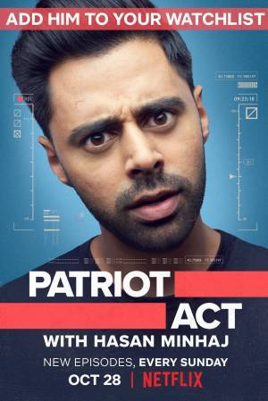 Patriot Act with Hasan Minhaj (2018– )