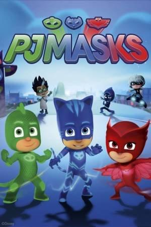PJ Masks (2015–)