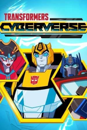 Transformers: Cyberverse (2018–)