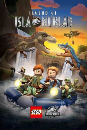 LEGO Jurassic World: Legend of Isla Nublar (2019–)