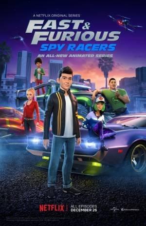 Fast & Furious: Spy Racers (2019–)