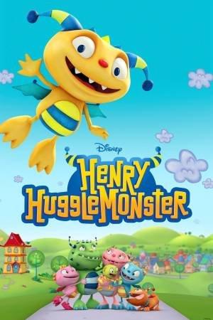 Henry Hugglemonster (2013–2015)