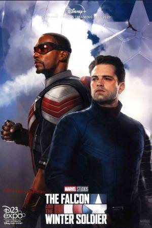 The Falcon and the Winter Soldier (2021– )