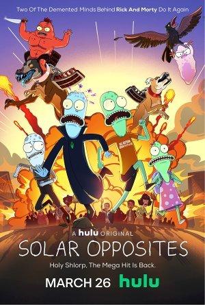 Solar Opposites (2020–)