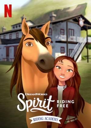 Spirit Riding Free: Riding Academy (2020)