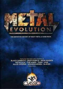Metal Evolution (2011–2014)