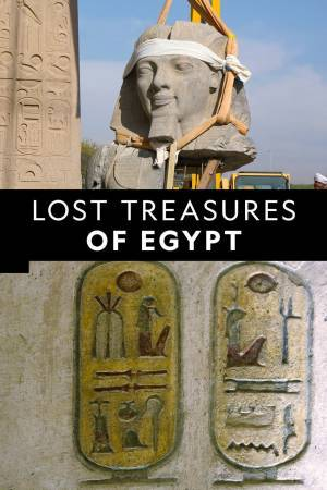 Lost Treasures of Egypt (2019)