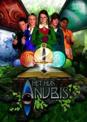 Het Huis Anubis en de Vijf van het Magische Zwaard (2010–2012)