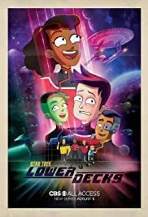 Star Trek: Lower Decks (2020–)