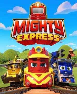 Mighty Express (2020–)