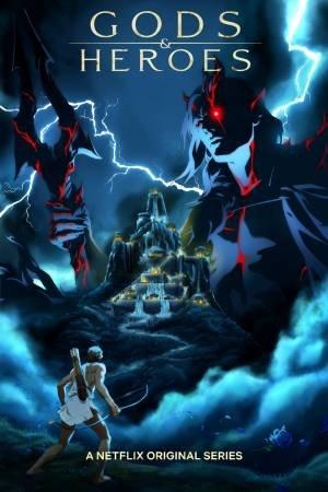 Blood of Zeus (2020)