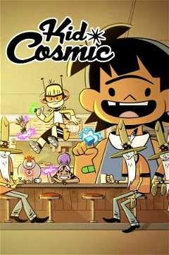 Kid Cosmic (2021–)