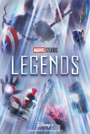 Marvel Studios: Legends (2021– )