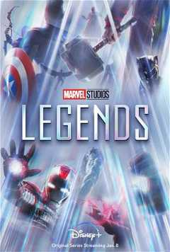 Marvel Studios: Legends (2021–)