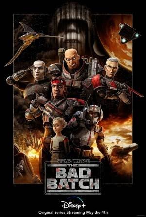 Star Wars: The Bad Batch (2021–)