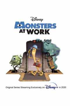 Monsters at Work (2021–)