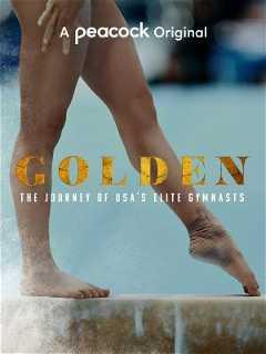 Golden: The Journey of USA's Elite Gymnasts (2021–)