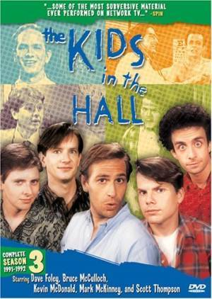 The Kids in the Hall (1988–1995)
